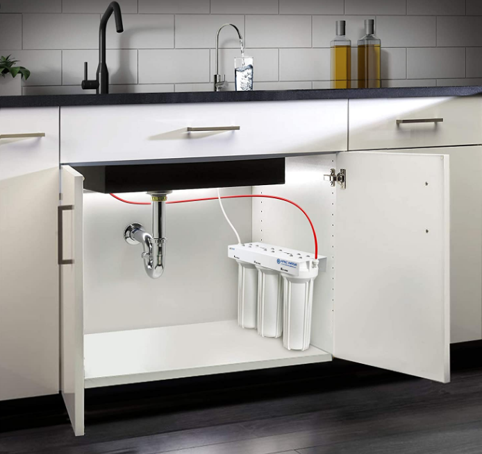 Under-Sink Water Filters: Are They a Good Investment?